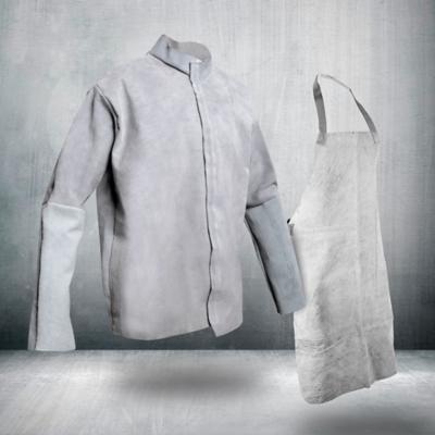 Elementos de protección para el soldador