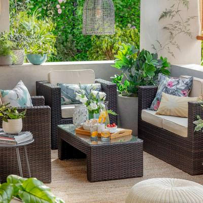 Juegos de terraza for Sodimac terrazas chile