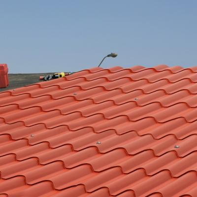 Otras tejas y planchas