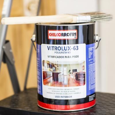 Pinturas y vitrificantes piso