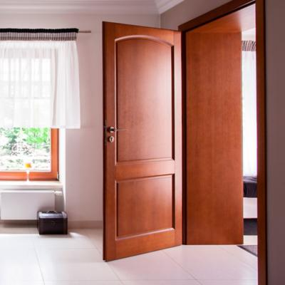 Puertas de madera for Puerta corrediza externa