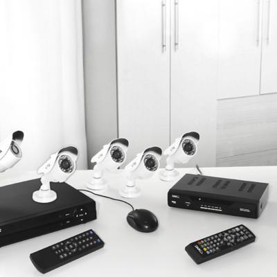 Sistemas de Vigilancia CCTV y DVR