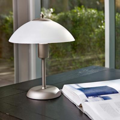 Lámparas de Mesa y Velador