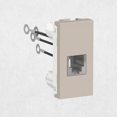 Conector RJ11 Telefónico