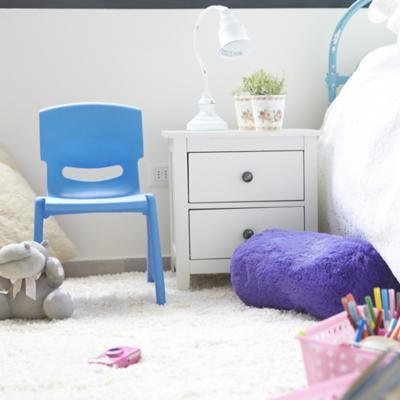 Veladores y Respaldos Infantiles