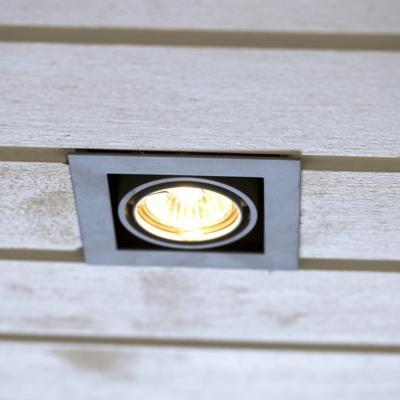 Lamparas de techo focos empotrados with lamparas de techo - Focos empotrados techo ...