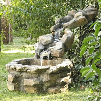 Fuentes de agua for Setas decorativas para jardin