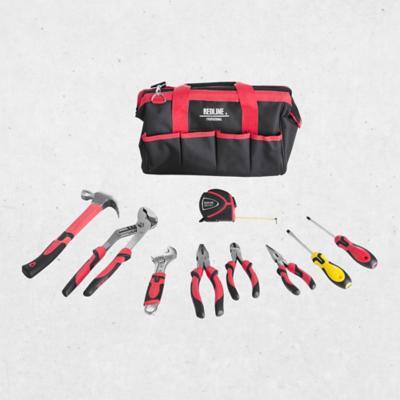 Set de herramientas manuales