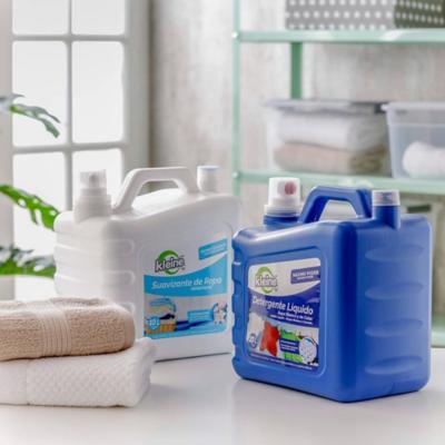Detergentes y suavizantes