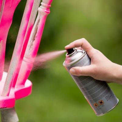 Pinturas en spray