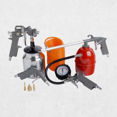 Mangueras y conectores para compresores