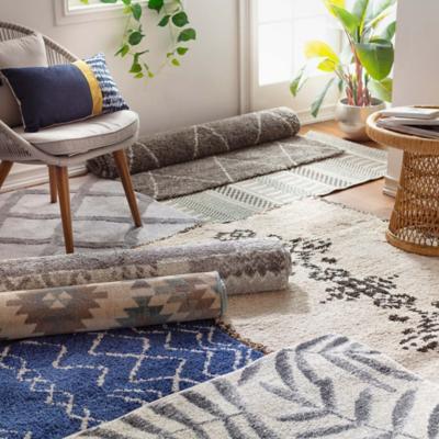 Alfombras y cubrepisos for El paraiso de las alfombras