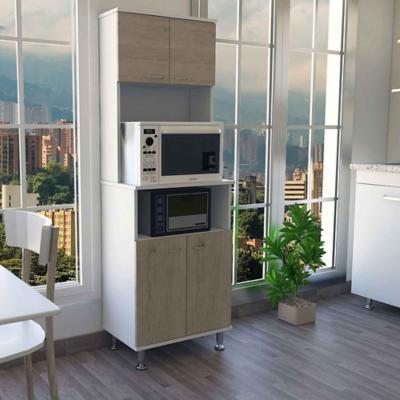 Muebles auxiliares de cocina y loggia for Modelos de muebles de cocina altos y bajos