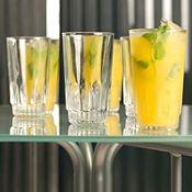 Set de 6 vasos Prisma 11 Oz