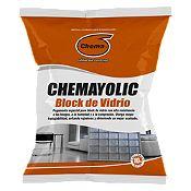 Pegamento Chemayolic Block de vidrio 10Kg