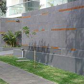 Baldosa de concreto 40x40 cm 0.32 m2