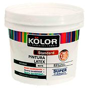 Látex Standard Superior pastel 1/4gl