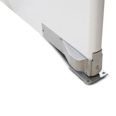 Bisagra puerta vaiv n aluminizado for Bisagra puerta cocina