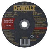 Disco para corte metal 7