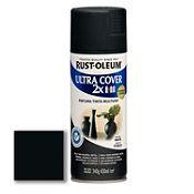 Spray Ultracover Multiuso negro 430 ml
