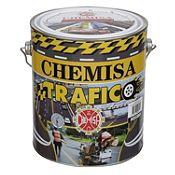 Pintura tráfico negra 1 gl