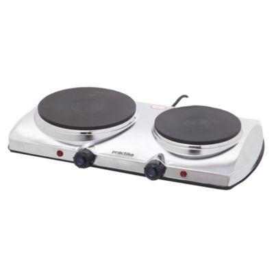 Cocina el ctrica 2 hornillas for Cocina 02 hornillas