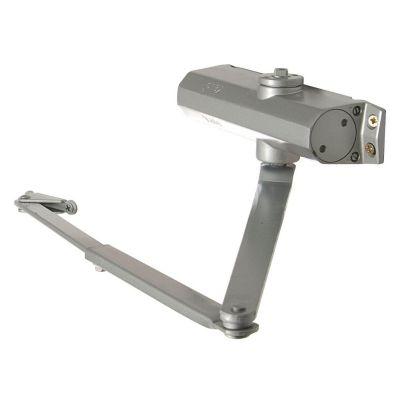 Cierrapuerta hidr ulica aluminio 80 kg for Escalera plegable aluminio sodimac
