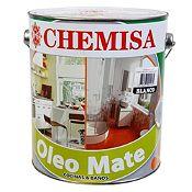 Esmalte sintético Oleomate blanco 1gl