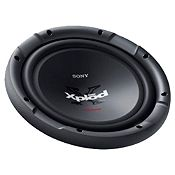 Subwoofer sony 12