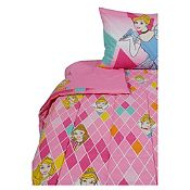 Set cama Princesas 1.5 plazas
