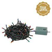 Jgo 100 Mini Luces Multicolor