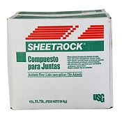 Masilla para Drywall Sheetrock 20 kg