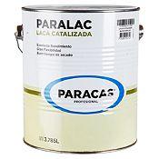 Laca Catalizada Paralac Transparente mate 1 gl