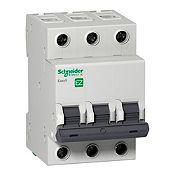 Interruptor t/riel  3X50A.