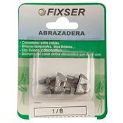 Abrazadera p/cable 1/8 2und 01ABC-K