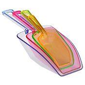Cucharones medidores x 4 piezas
