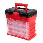 Caja Herramientas Negro / Rojo