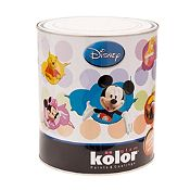 Látex Disney satinado 1 gl