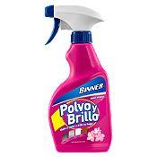 Limpiador ''Polvo y Brillo'' aroma floral 300ml