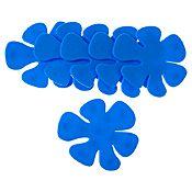 Set x 6 antideslizante flores 10.8x9.9cm