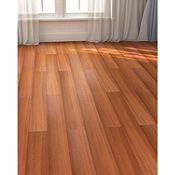 Piso de Madera 120 x 9 cm Cerezo