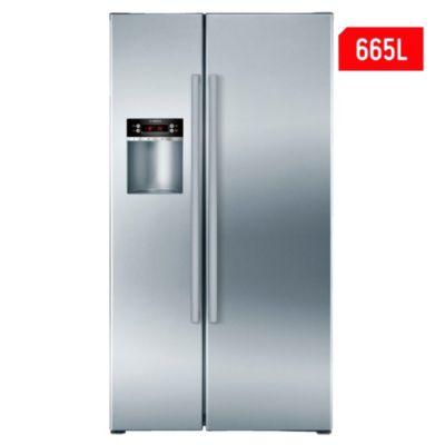 Refrigeradora 665L KAD62V40SA  Bosch