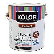 Esmalte sintético Estándar aluminio 1 gl