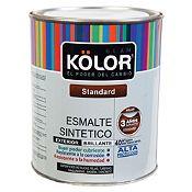 Esmalte sintético Estámdar aluminio 1/4 gl