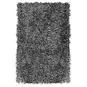 Alfombra Shaggy pelo largo 160x230cm