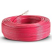 Cable THW 14 AWG rojo