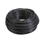 Cable THW 14 AWG negro