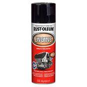 Spray Esmalte de motor Negro 12 Oz