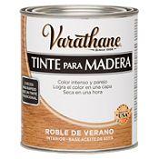 Vara Tinte Roble Verano 1/4Gl