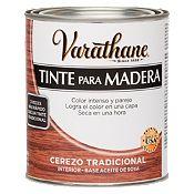 Vara Tinte Cerezo Tradic 1/4Gl